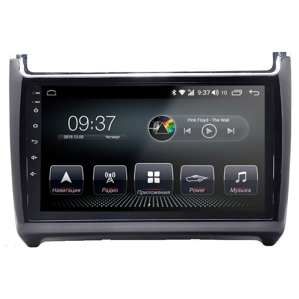 Штатная автомагнитола AudioSources Т200-1070S (VW Polo 2009+)