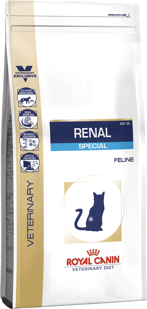 Сухой корм для котов Royal Canin RENAL SPECIAL FELINE, 500 г
