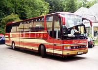 Лобове скло автобуса Setra Kassbohrer S 315 HD