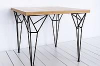 Дизайнерский Письменный Офисный стол в стиле Лофт Loft RV018