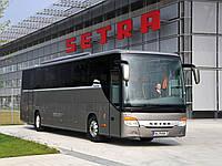 Лобове скло автобуса Setra Kassbohrer S 416 GT-HD з обігрівом