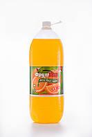 """Напиток безалкогольный сильногазированный  """"ФрутТим"""" Апельсин 3,0л, на основе артезианской воды"""