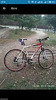 """Велосипед БУ Merida рама """"22 шины """"28 Алюминий 7005 Привоз из Германии"""