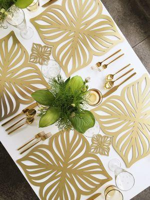 Декоративные салфетки на стол