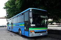 Лобове скло автобуса Setra Kassbohrer S 315 H / UL / NF = Mercedes O 550 Integro