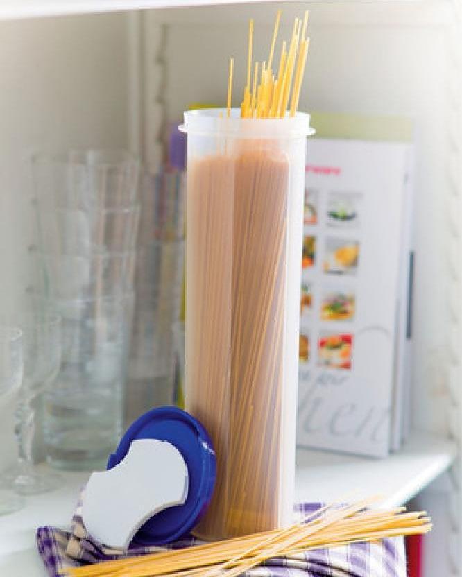 Компактус для сыпучих  продуктов( спагетти) 1,1 л Tupperware