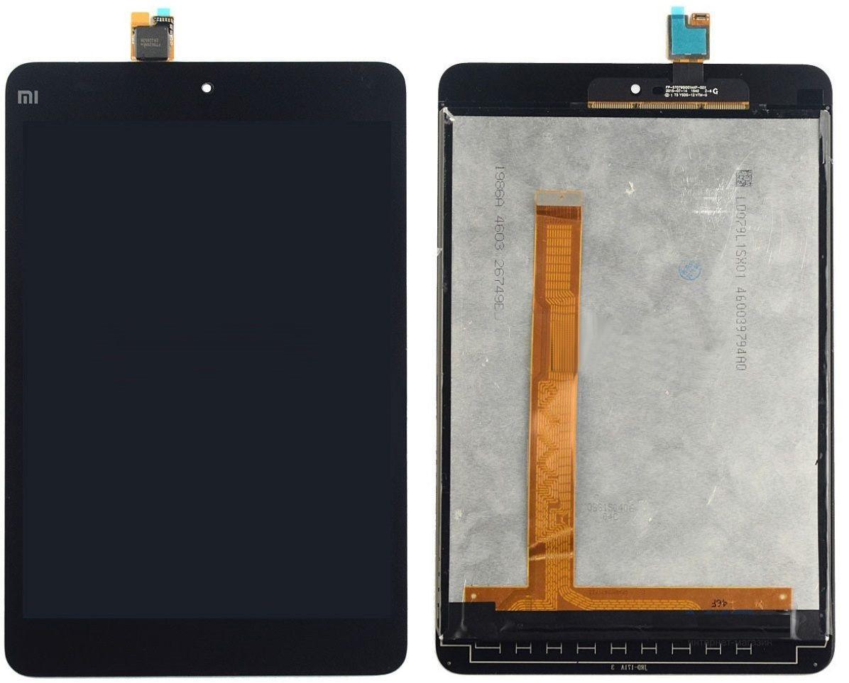 Дисплей Xiaomi Mi Pad 3 + сенсор чёрный