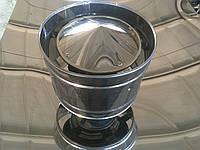 Дефлектор из нержавеющей стали, диаметр 150 мм. дымоход, вентиляционное оборудование