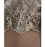 Платье женское без застёжек батал цвет-бронзовый, фото 4