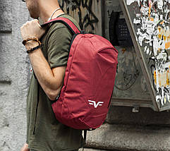 Рюкзак Frime Keeper Dark Red, фото 2