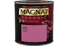 Фарба керамічна Magnat CERAMIC, БІЛИЙ (С45),  2,5л