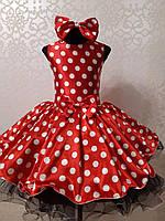 Платье Минни Маус на 110-128