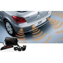 Парктроник Parking Sensor PS-201 LED дисплей, фото 2