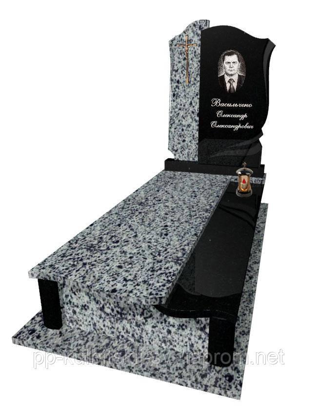 Пам'ятник надмогильний одинарний  Р5010