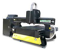 Фрезерно-гравірувальний верстат з осцилюючою головою (2000х3000 мм) від TIGERTEC 3 кВт