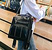 Рюкзак жіночий шкіряний трансформер Practical, фото 4