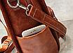 Рюкзак жіночий шкіряний трансформер Practical, фото 8