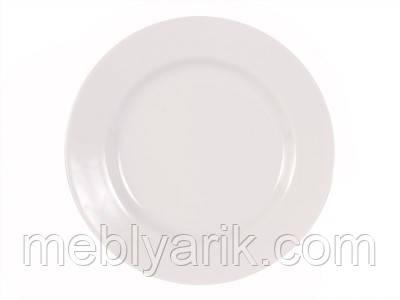 Тарелка мелкая 175 мм ИДИЛИЯ без рисунка