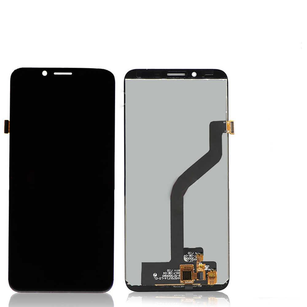 Дисплей Doogee (HomTom) S8 + сенсор черный