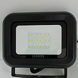 Светодиодный прожектор 10W LEBRON, фото 2
