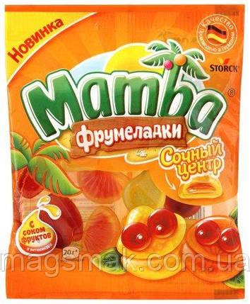 Жевательные конфеты Mamba фрумеладки, 70 г, фото 2