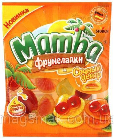 Жевательные конфеты Mamba фрумеладки, 70 г