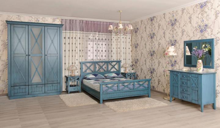 Спальня Кантри РКБ