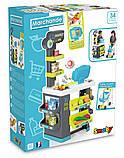 Супермаркет с электронной кассой и тележкой Smoby Market (34 ед.) Франция (350212), фото 10