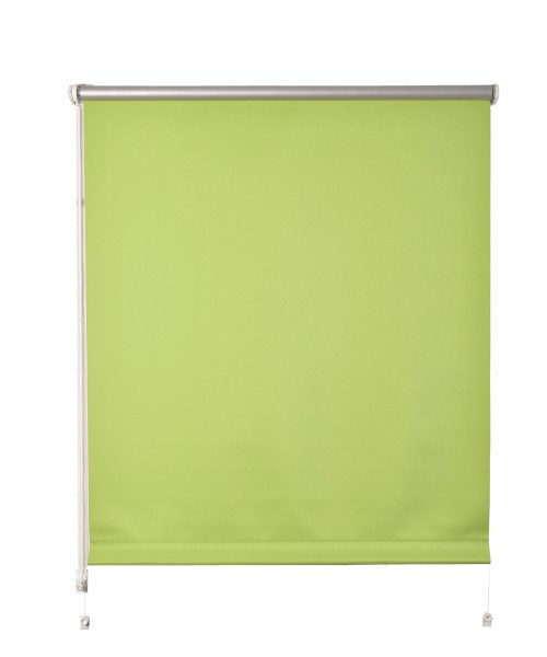 Рулонная штора De zon Thermo Mini 97х150 см зеленая