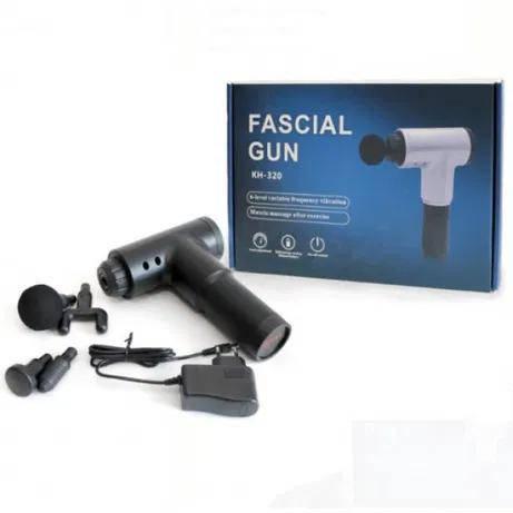 Мышечный массажер Fascial Gun KH-320, фото 2