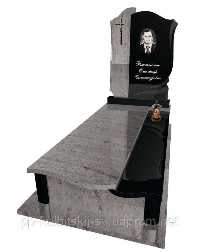 Пам'ятник гранітний одинарний Р5012
