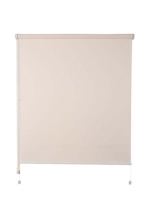 Рулонная штора De zon Fleur Mini 97х150 см светло-бежевая