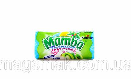 Жевательные конфеты Mamba Тропикс, 26,5 г, фото 2