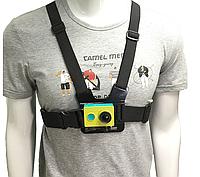 Крепление на грудь (Chest mount) для экшен-камеры Xiaomi