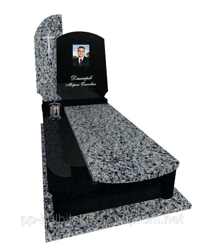 Пам'ятник гранітний на одного Р5023