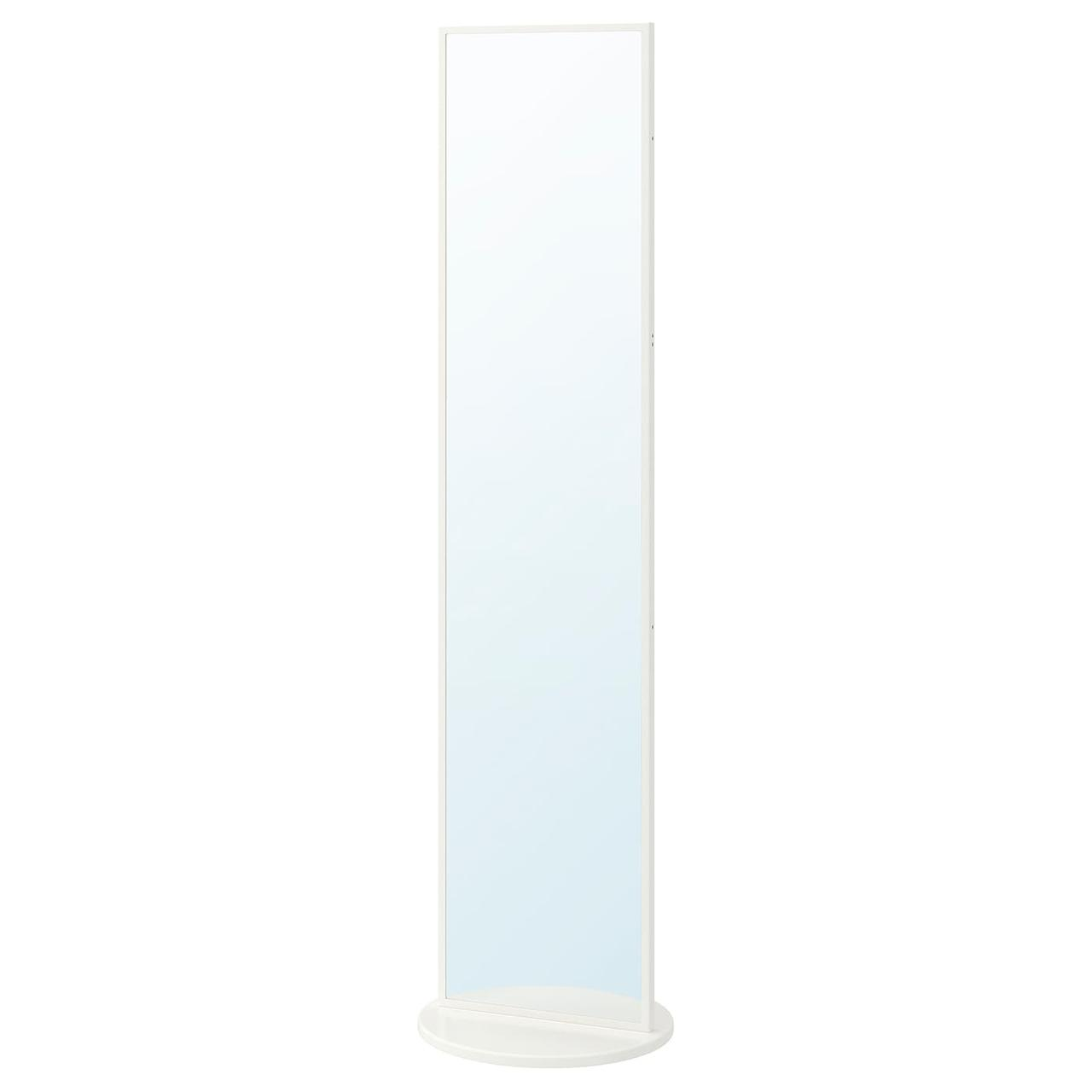 Зеркало напольное IKEA VENNESLA, белый, 45x178 см 003.982.55