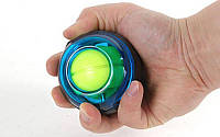 Кистевые гироскопические эспандеры Power Ball (Force ball). Принцип действия и меры безопасности.