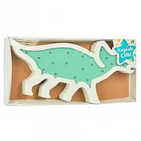 Деревянная игрушка Ночник Динозавр MD 2079-2