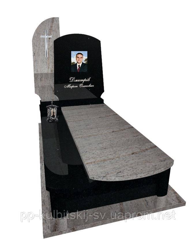 Пам'ятник гранітний надгробний Р 5025