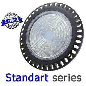 Светильник промышленный для высоких потолков LED HIGH BAY 200W 6000-6500K SMD серия STANDART