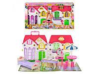 Игрушечный домик для кукол 3151, 29 дет