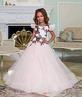 Платье выпускное нарядное для девочки 1190, фото 1