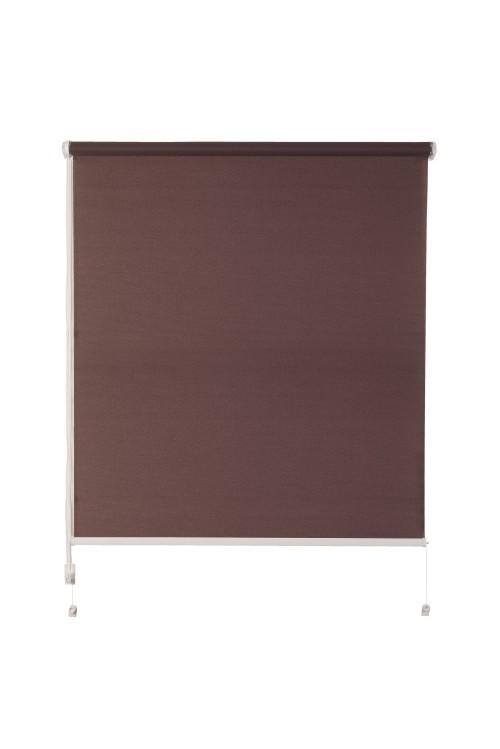 Рулонная штора De zon Fleur Mini 42,5х150 см шоколад