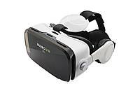 🔝 VR очки для смартфона с пультом и наушниками Bobo VR Z4 очки виртуальной реальности для телефона | 🎁%🚚