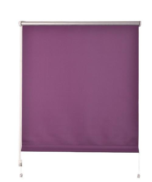 Рулонная штора De zon Thermo Mini 50х150 см фиолетовая