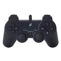 Игровой геймпад ERGO GP-100 USB для игр Windows защита оболочки IPХ0 для геймеров