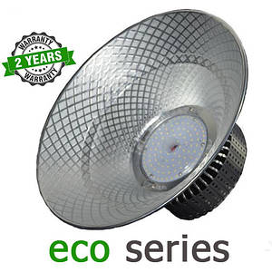 Светильник промышленный для высоких потолков LED HIGH BAY 100W 6000-6500K SMD серия ECO