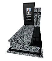 Пам'ятник надгробний Елітний одинарний Р5036
