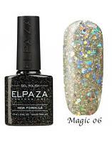 Гель-лак Elpaza Magic 06 (АЛМАЗ) 10ml
