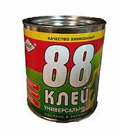 Клей 88 Водостойкий резина+метал 650 гр ж/б  Химконтакт